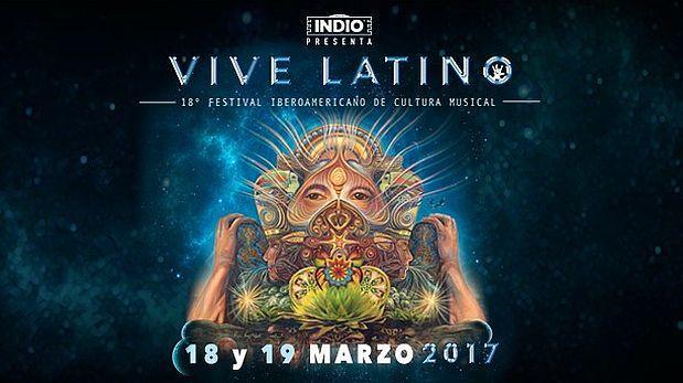Vive Latino 2017 será transmitido en vivo a través de Twitter
