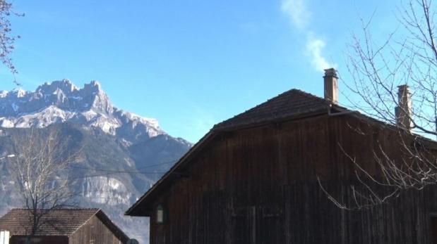 ¿Por qué en los Alpes franceses no se puede respirar?
