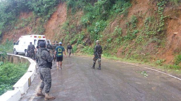 Tres policías peruanos mueren en una emboscada de narcoterroristas