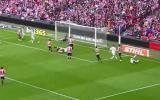 El gol de Casemiro que le dio triunfo al Madrid sobre Bilbao