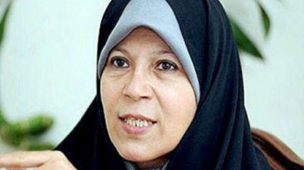 "Irán: Hija de expresidente podría ir presa por ""decir mentiras"""
