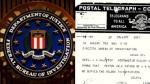 [BBC] La conspiración que llevó a EE.UU. a crear el FBI - Noticias de edgar hoover