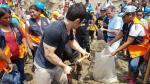 Keiko y Kenji Fujimori reaparecen ante desastres [FOTOS] - Noticias de marco miyashiro