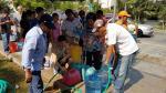 Lima sin agua: así se abastecen en diferentes distritos [FOTOS] - Noticias de cercado de lima