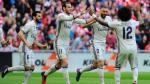 Real Madrid ganó 2-1 a Athletic Bilbao por la Liga española - Noticias de barcelona vs athletic de bilbao