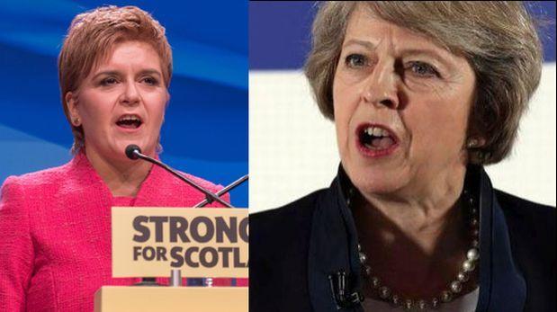 """Escocia: Bloquear referéndum """"fracturaría"""" el Reino Unido"""