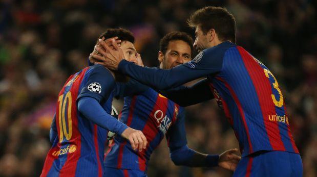 El Barcelona logra triunfo sufrido y se aferra a la Liga