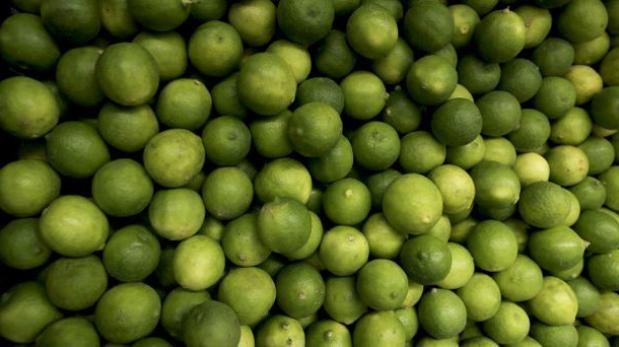 Precio del limón se desploma hasta los S/9 el kilo al por mayor