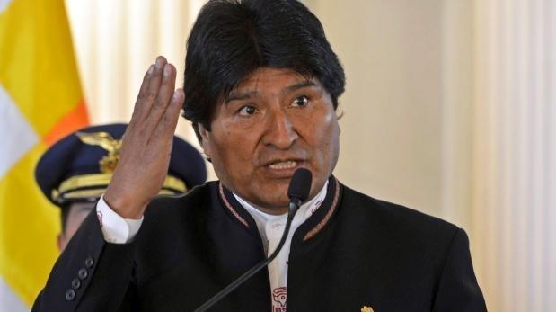 """Evo: Bolivia busca """"justicia"""" frente a """"intolerancia"""" chilena"""