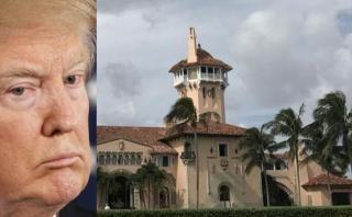 Adolescente estrelló su auto contra casa de Trump en Florida