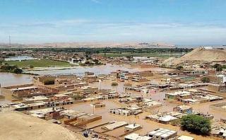 Áncash: cerca de 40 mil personas han sido afectadas en Huarmey