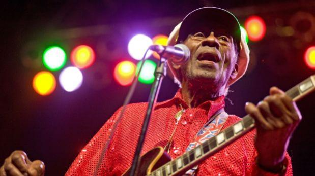Chuck Berry: falleció leyenda del rock and roll a los 90 años