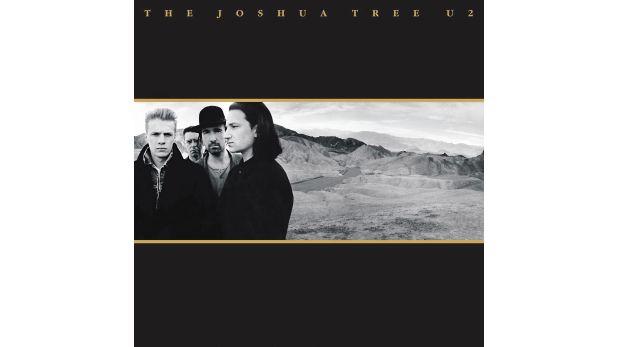 The Joshua Tree, quinto álbum del grupo irlandés U2, cumple 30 años de lanzamiento. (Créditos: Interscope Records)