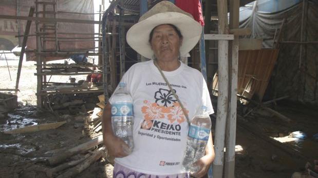 """Desde Punta Hermosa: """"Estuve bajo el lodo y no podía moverme"""""""