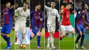 Champions: los 20 jugadores más caros de los cuartos de final