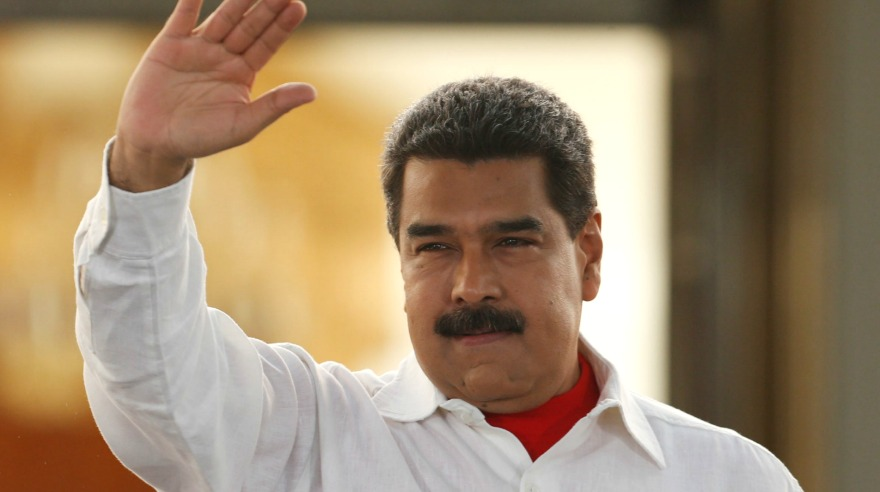 Nicolás Maduro dice que su Gobierno está listo para ayudar al Perú