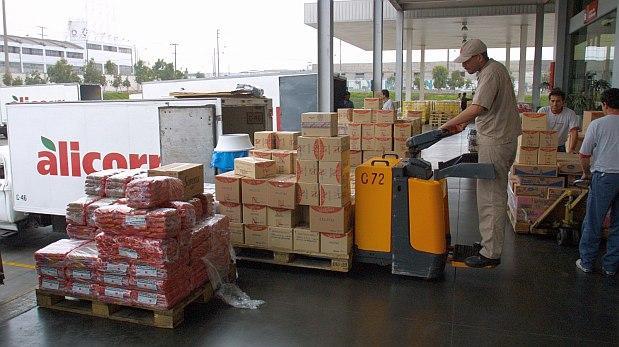Se complica distribución de productos en el norte por lluvias