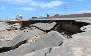 Conoce las vías bloqueadas y restringidas en Lima y provincias