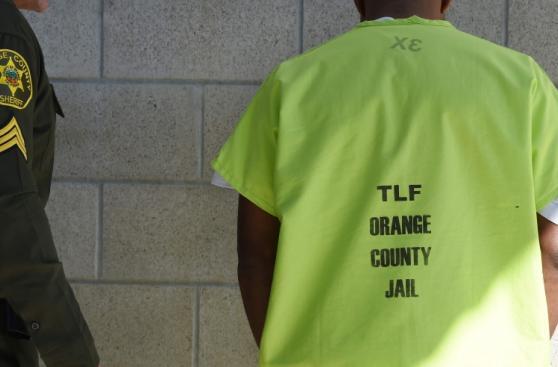 Theo Lacy, la cárcel para inmigrantes en Estados Unidos