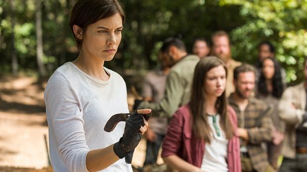 """""""The Walking Dead"""": revisa lo más comentado del capítulo 14"""