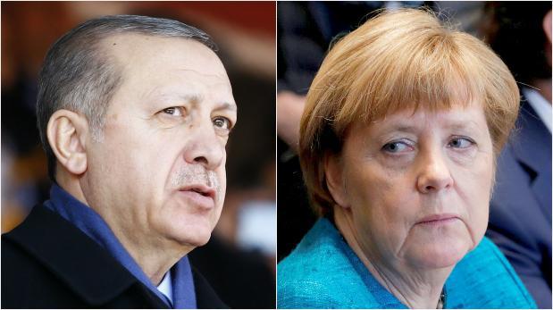 "Erdogan: ""Angela Merkel, tú actúas como los nazis"""