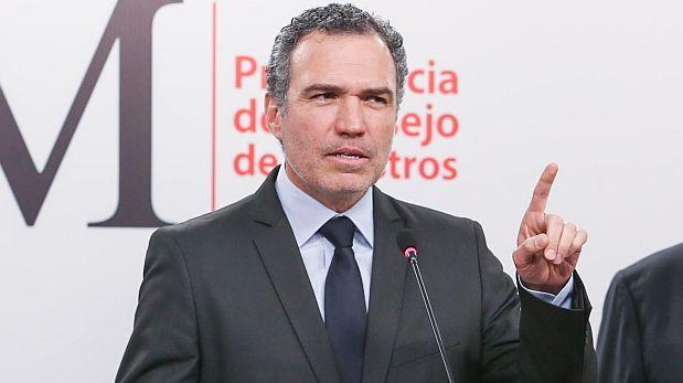 Salvador del Solar es el ministro más aprobado, según Ipsos