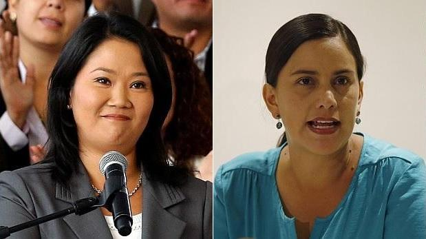 Ipsos: 39% aprueba a Keiko Fujimori y 26%, a Verónika Mendoza