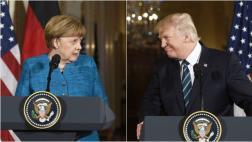 """Alemania responde a Trump: No tenemos """"deudas"""" con la OTAN"""
