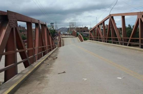 La Libertad: el colapso del puente Virú genera caos