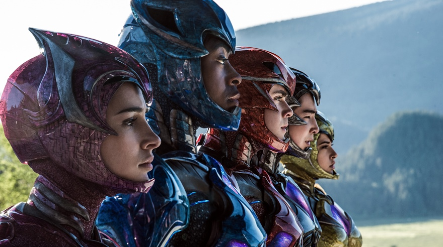 ¿Nueva moda? Director de Power Rangers anuncia heroína lesbiana
