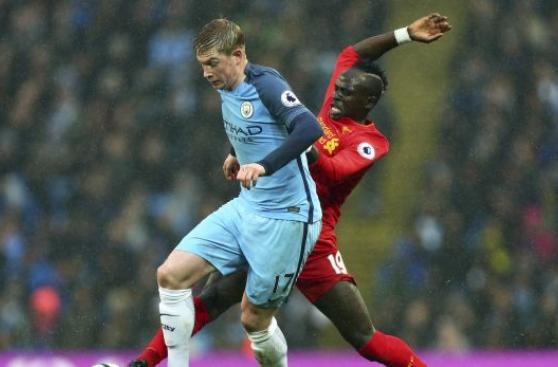 Manchester City igualó 1-1 ante Liverpool por Premier League