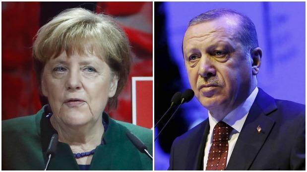 Alemania: Erdogan pasó límite al comparar a Merkel con nazis