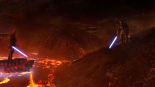 """Épica pelea de """"Star Wars"""" en versión japonés [VIDEO]"""