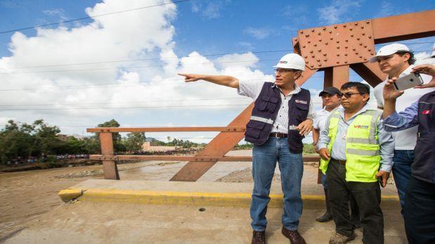 MTC comprará 120 puentes modulares por emergencias en el país