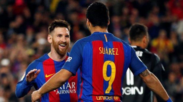 Barcelona derrotó 4-2 a Valencia