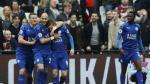 Leicester se aleja del descenso: ganó 3-2 a West Ham en Premier - Noticias de claudio ranieri