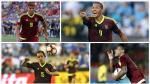 Selección peruana: esta es la legión extranjera de Venezuela - Noticias de caracas fc