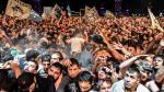 Hallan al último desaparecido del concierto de Indio Solari - Noticias de rodrigo fuentes