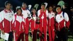 Atletismo: Perú obtuvo oro en Sudamericano de Media Maratón - Noticias de rocio silva