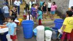 Sedapal: lista actualizada de centros de distribución de agua - Noticias de jose salvador