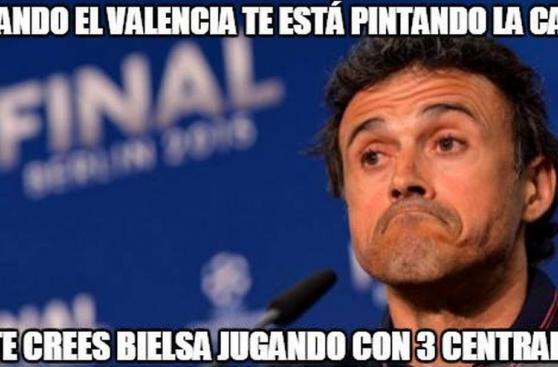 Barcelona: los divertidos memes de la victoria ante Valencia CF