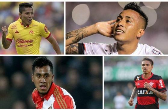 Selección peruana: así llegan los 'extranjeros' a fecha doble