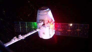 Dragon de SpaceX regresó a la Tierra con material de la EEI