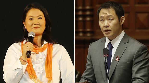Ipsos: ¿Quién tiene más apoyo en Fuerza Popular, Keiko o Kenji?