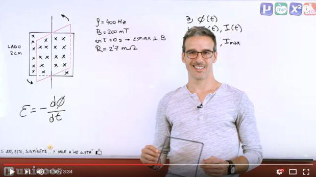 """Maestro en YouTube pudo ganar el """"Nobel de los profesores"""""""