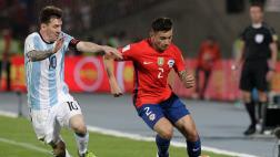 Argentina vs. Chile: programación del partido por Eliminatorias