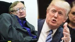 Stephen Hawking teme no ser bien acogido en el EE.UU. de Trump