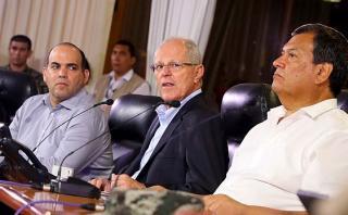"""PPK: Se elegirá a """"zar de la reconstrucción"""" luego de huaicos"""