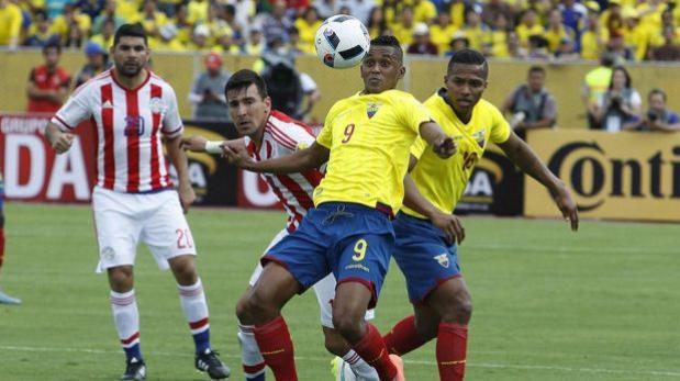 Quinteros: Ecuador será