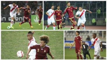 Selección peruana: últimos partidos ante Venezuela en imágenes